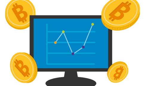 仮想通貨の画像