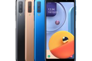 Galaxy A7 楽天版