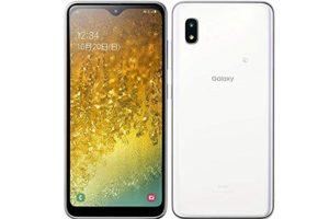SAMSUNG Galaxy A20 SCV46(au版・UQ版)