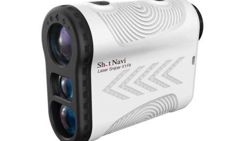ショットナビ Laser Sniper X1 Fit